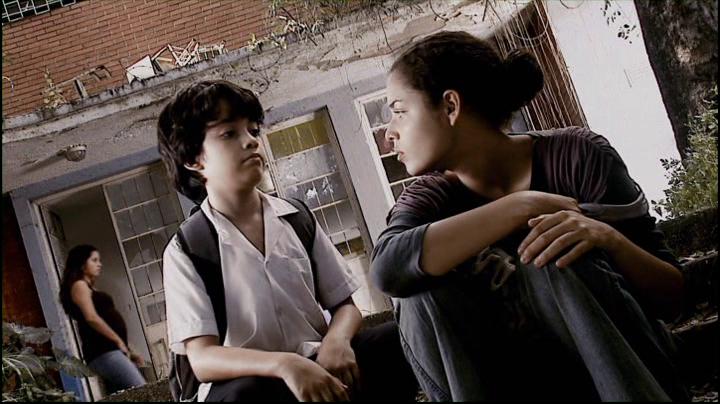 Брешь в тишине / Brecha en el silencio (2012) DVDRip