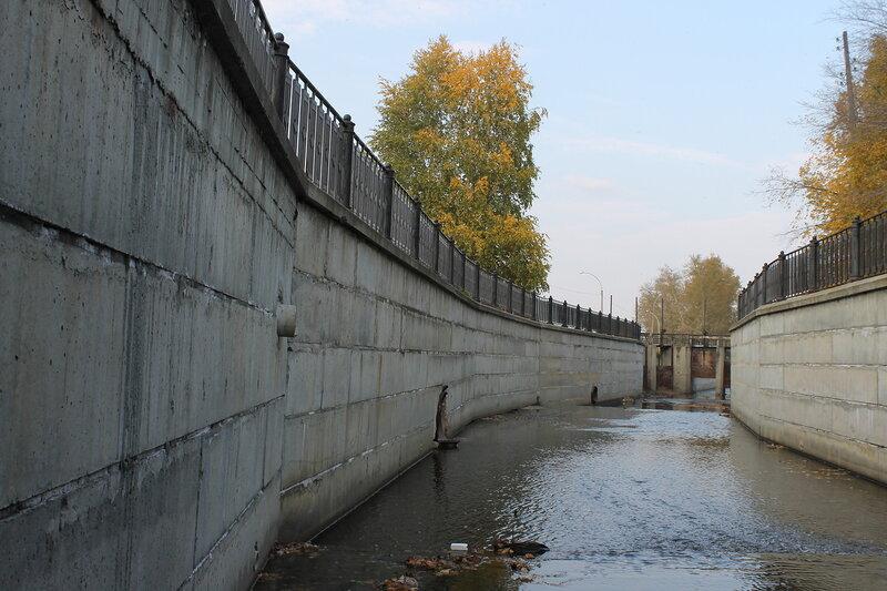 Речка Бунарка.