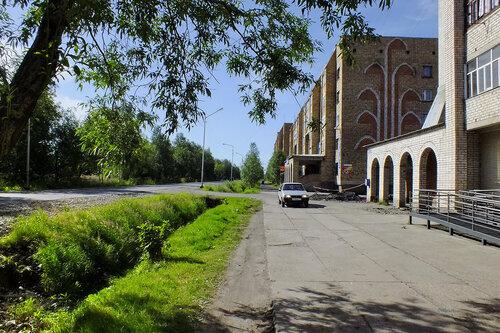 Фото города Инта №7089  Куратова 74  и 70 13.08.2014_12:17