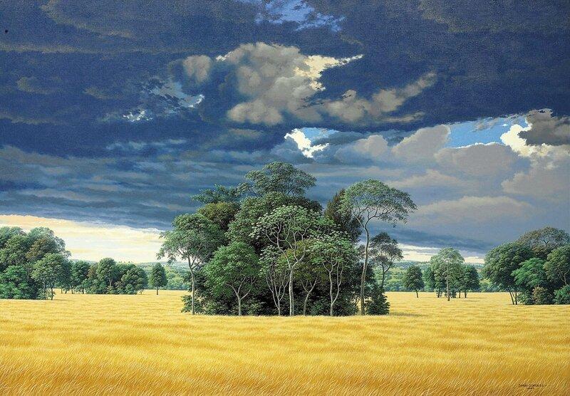 2007_Буря над долиной (La tormenta sobre el valle)_Дамиан Гонсалес.jpg