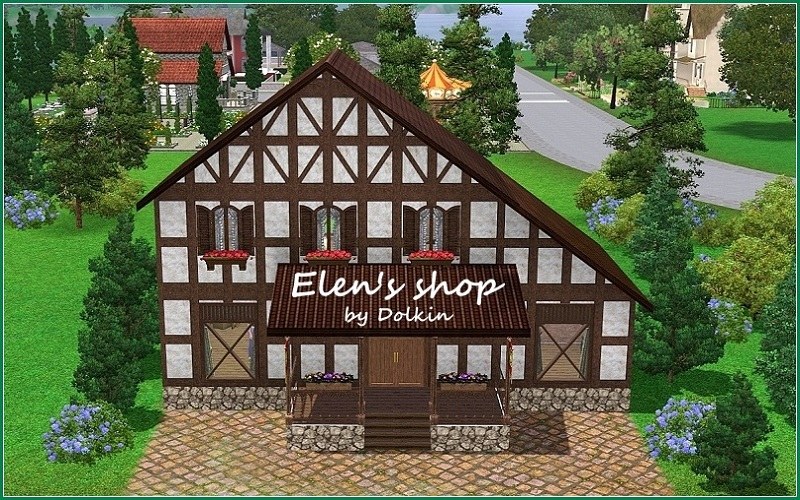 Elen's shop by Dolkin