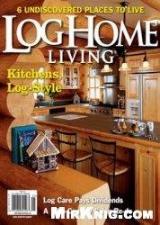 Журнал Log Home Living - №4-5 2012