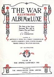 The War Illustrated Album de Luxe. Volume 3.