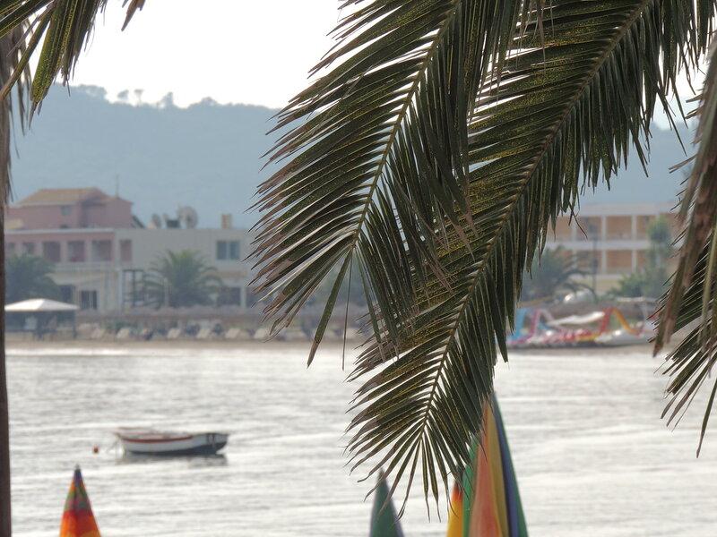 Сидари (Sidari) -  в отеле Marias Beach