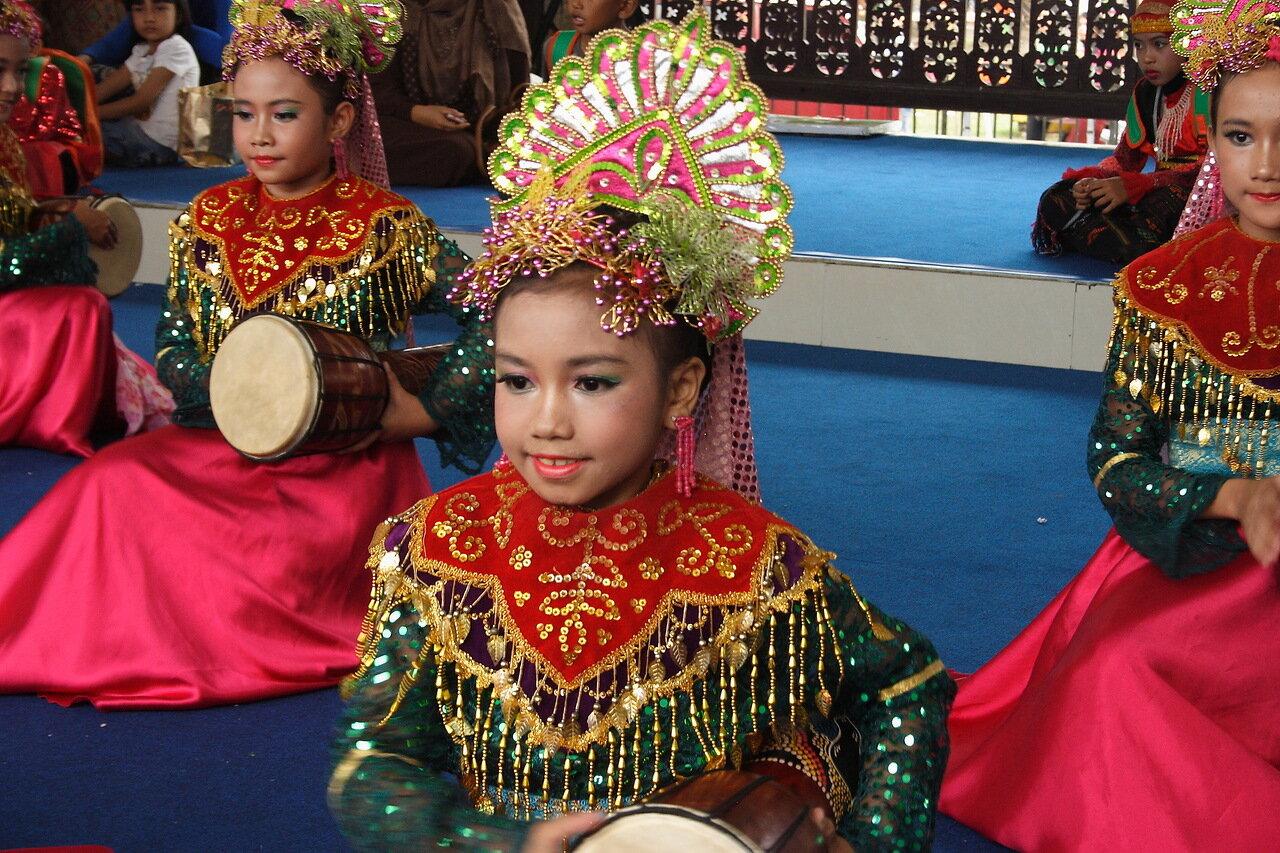Индонезийские танцы