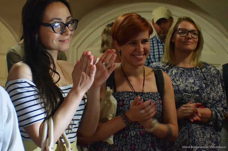 Forget-me-not, Саратов, Радищевский музей, 02 июля 2015 года