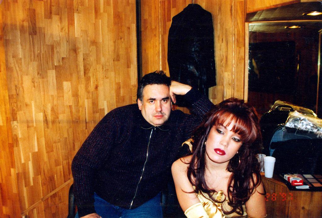 Стас Садальский и Азиза Мухамедова