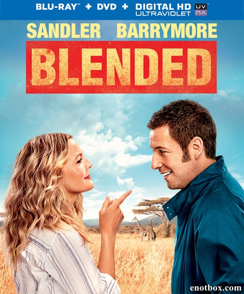 Смешанные / Blended (2014/BD-Remux/BDRip/HDRip)