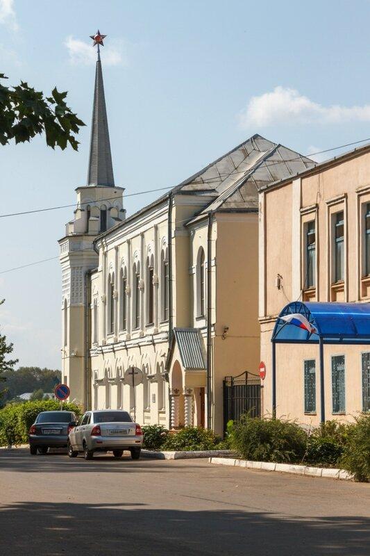 Отделение по Ржевскому району Управления Федерального казначейства по Тверской области