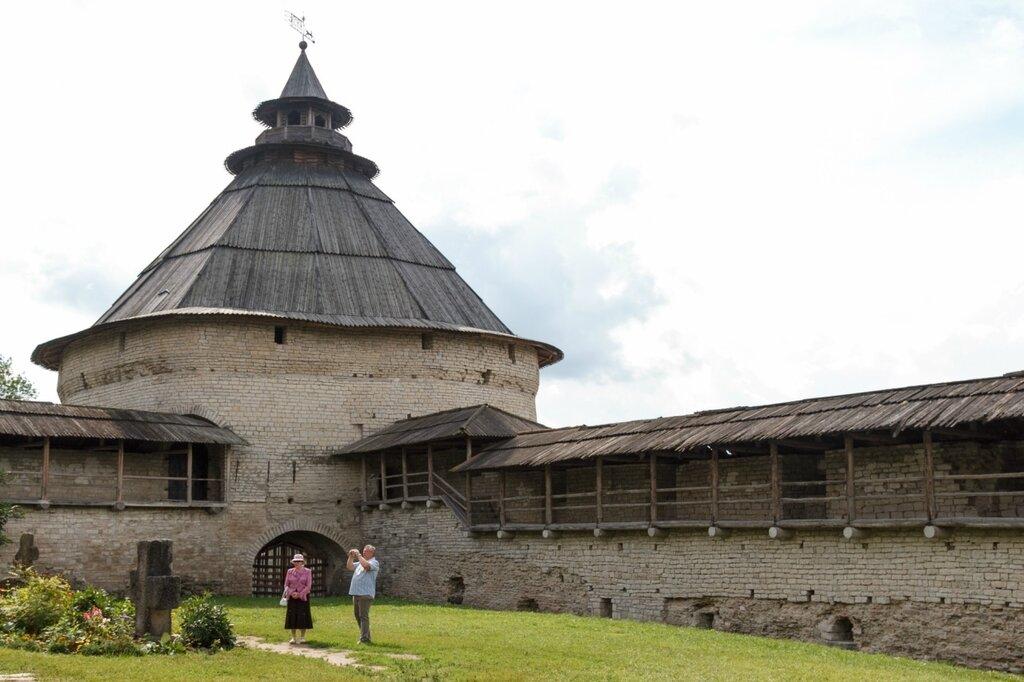 Покровская башня, Псков