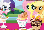 Маленькие Пони Мороженное (Little Pony Ice Cream)
