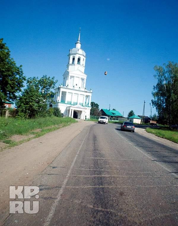 Загадочные места и аномальные зоны Кировской области