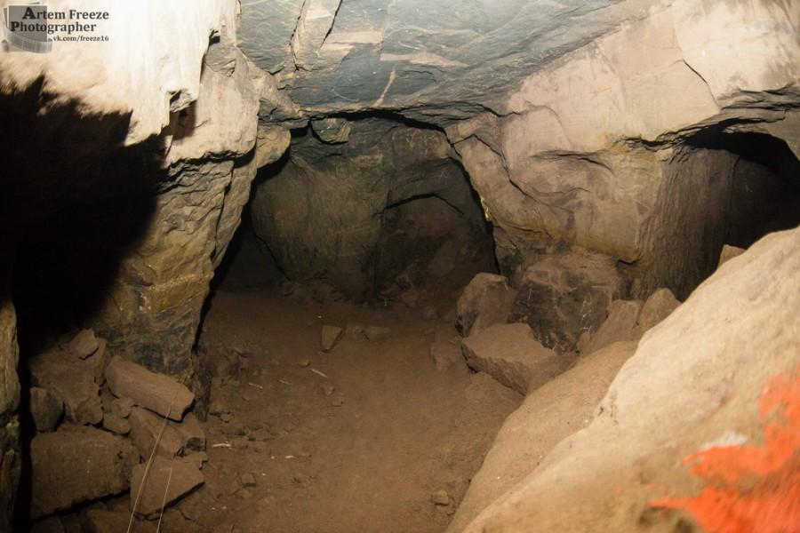Медные рудники Сарманово