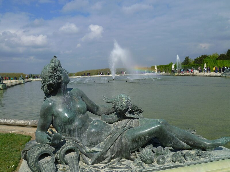 Фонтаны в Версале (Fountains of Versailles)