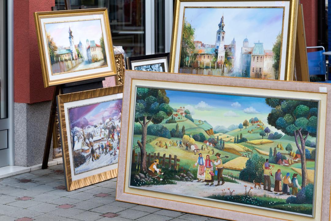 Картины на продажу