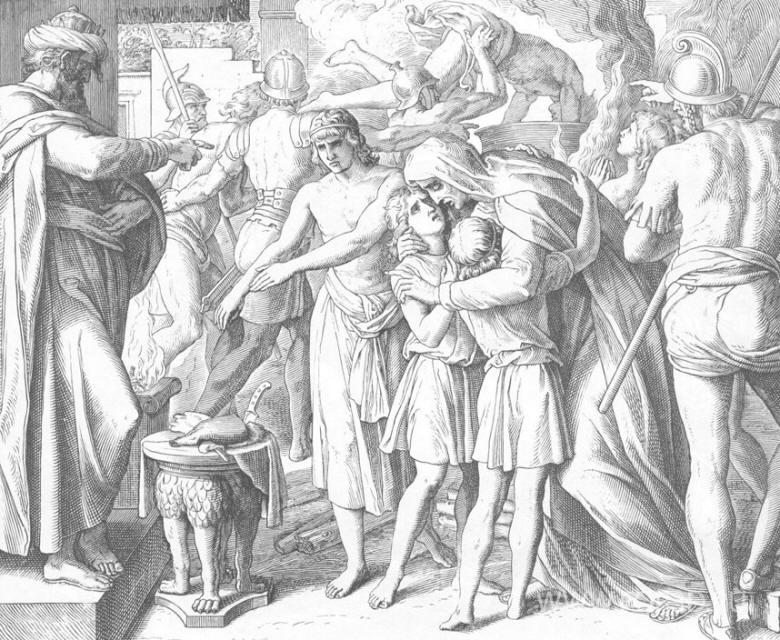 155 Мученическая смерть семи братьев и и матери.jpg