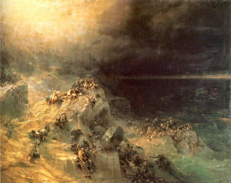Айвазовский. Всемирный потоп.jpg
