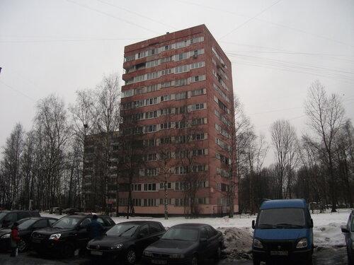 пр. Луначарского 96к1