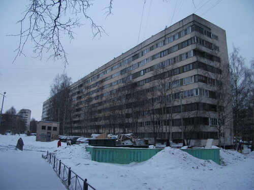пр. Луначарского 78к2