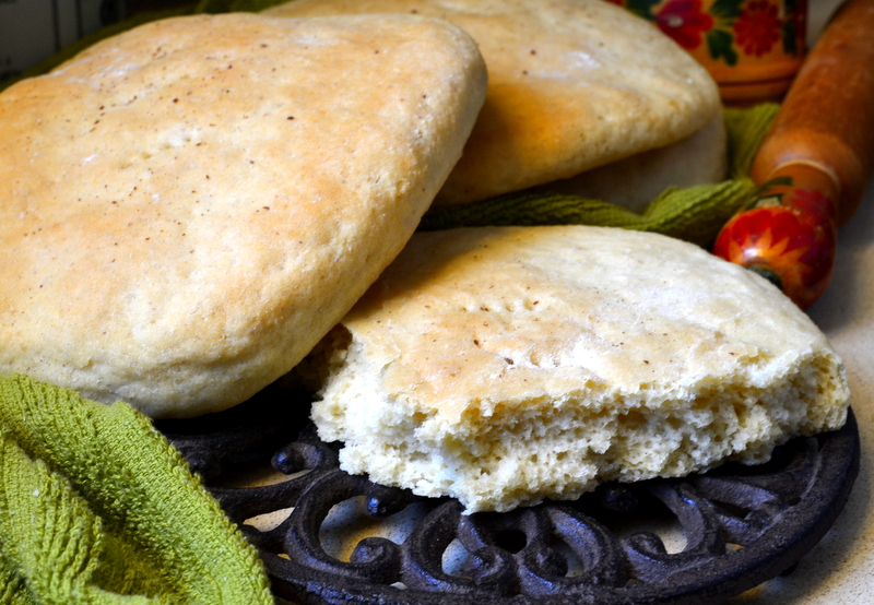 Марокканский хлеб «Matlouh»