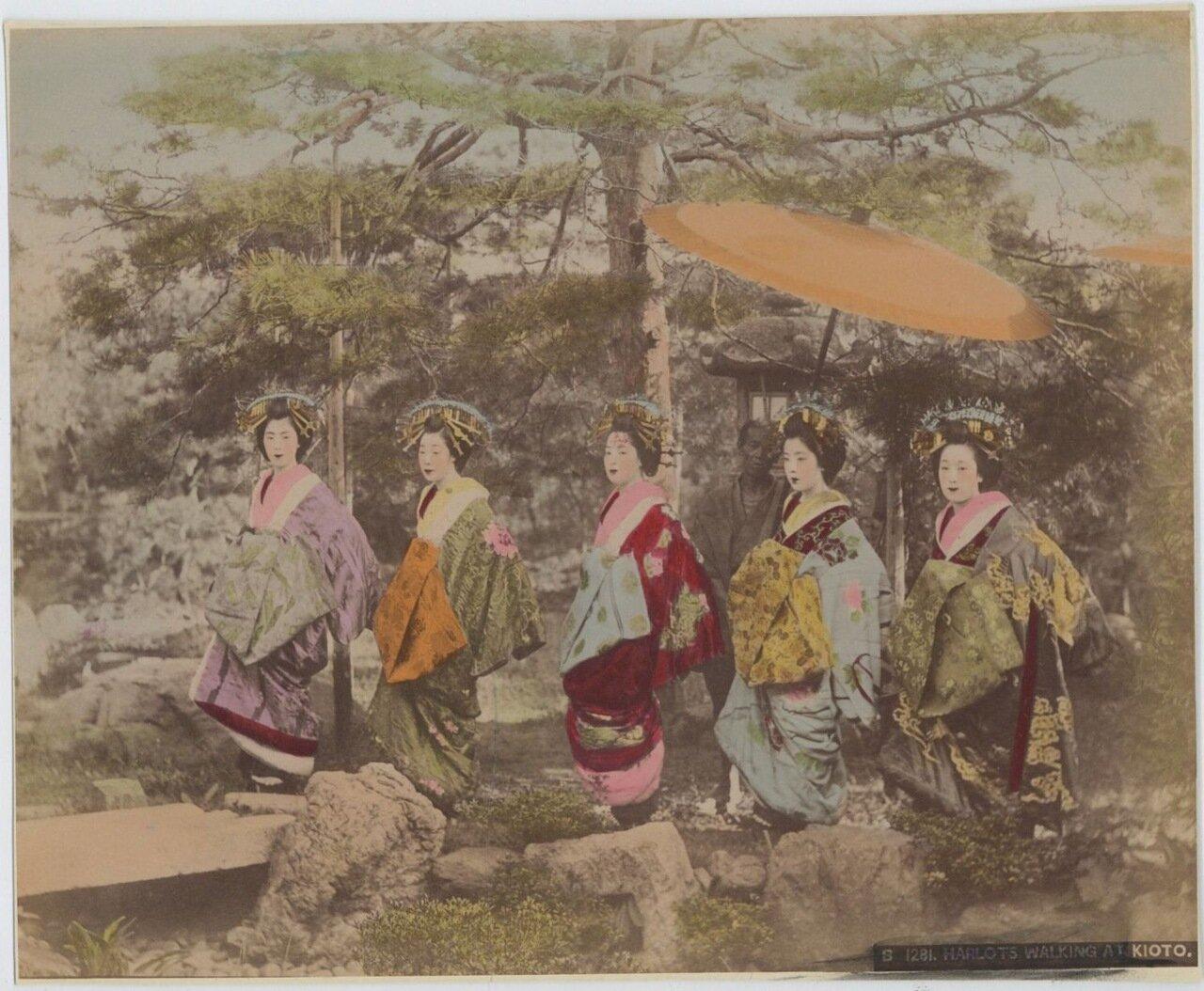 Проститутки в Киото