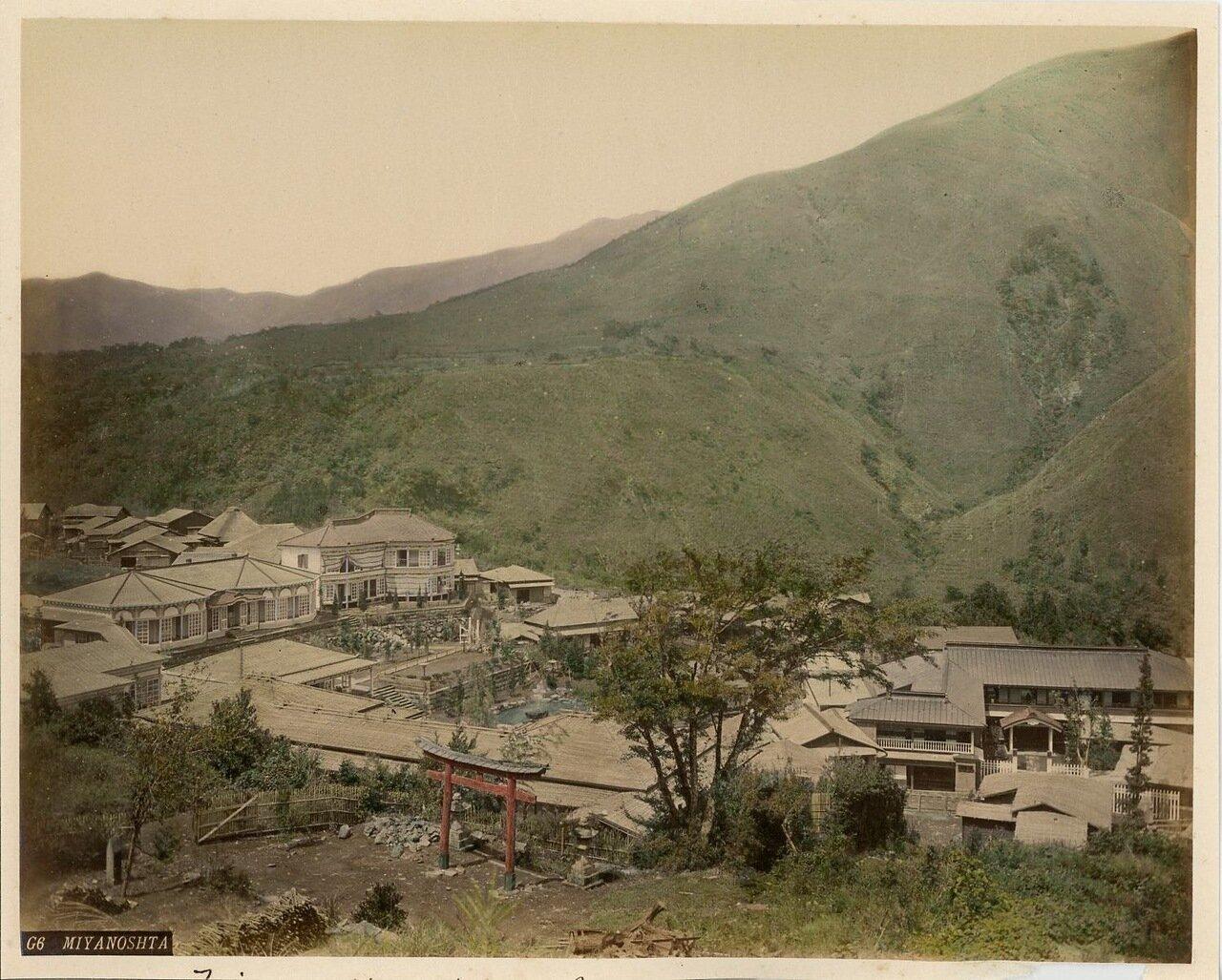 Мияносита, Хаконе