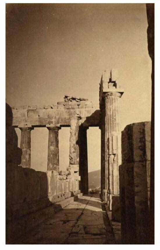 1920. Акрополь