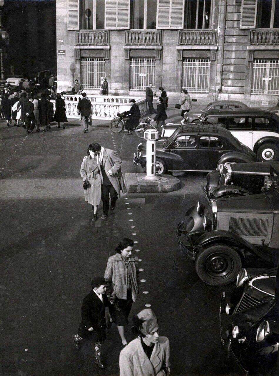 1950. Поцелуй
