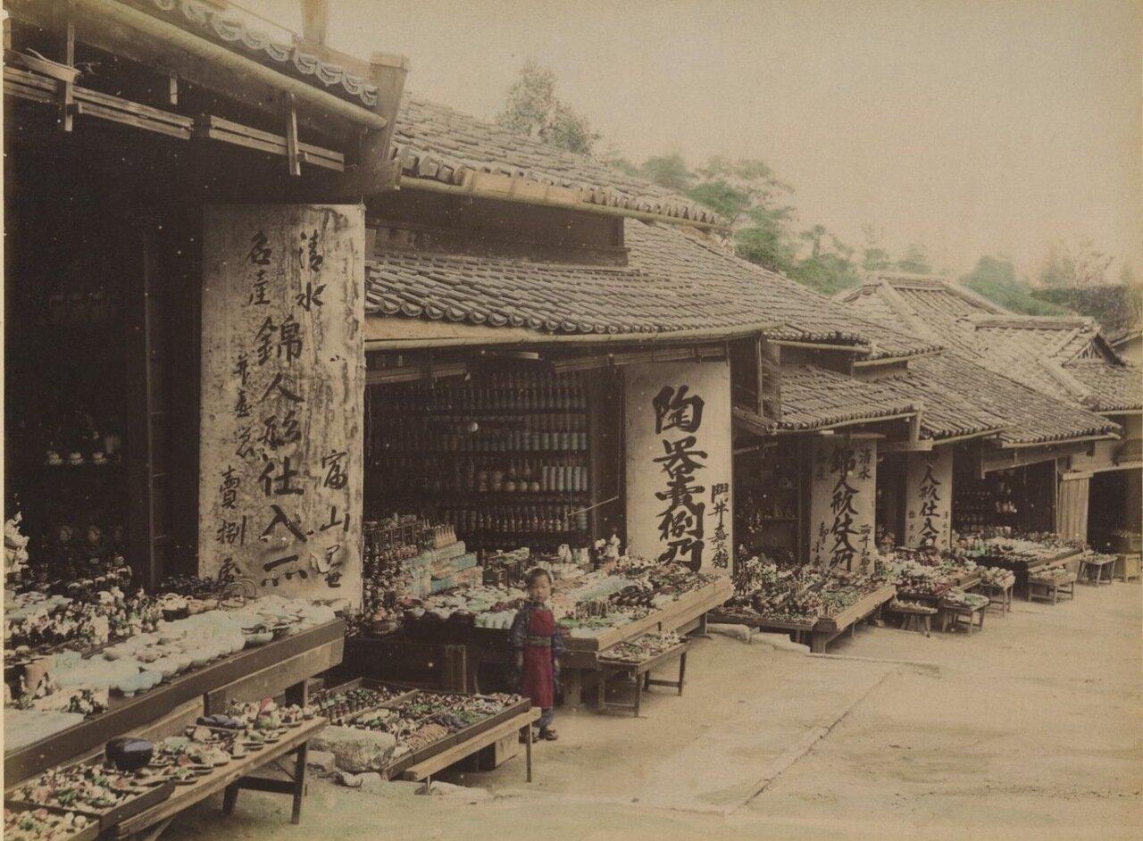 Киото. Киемидзу в Киото