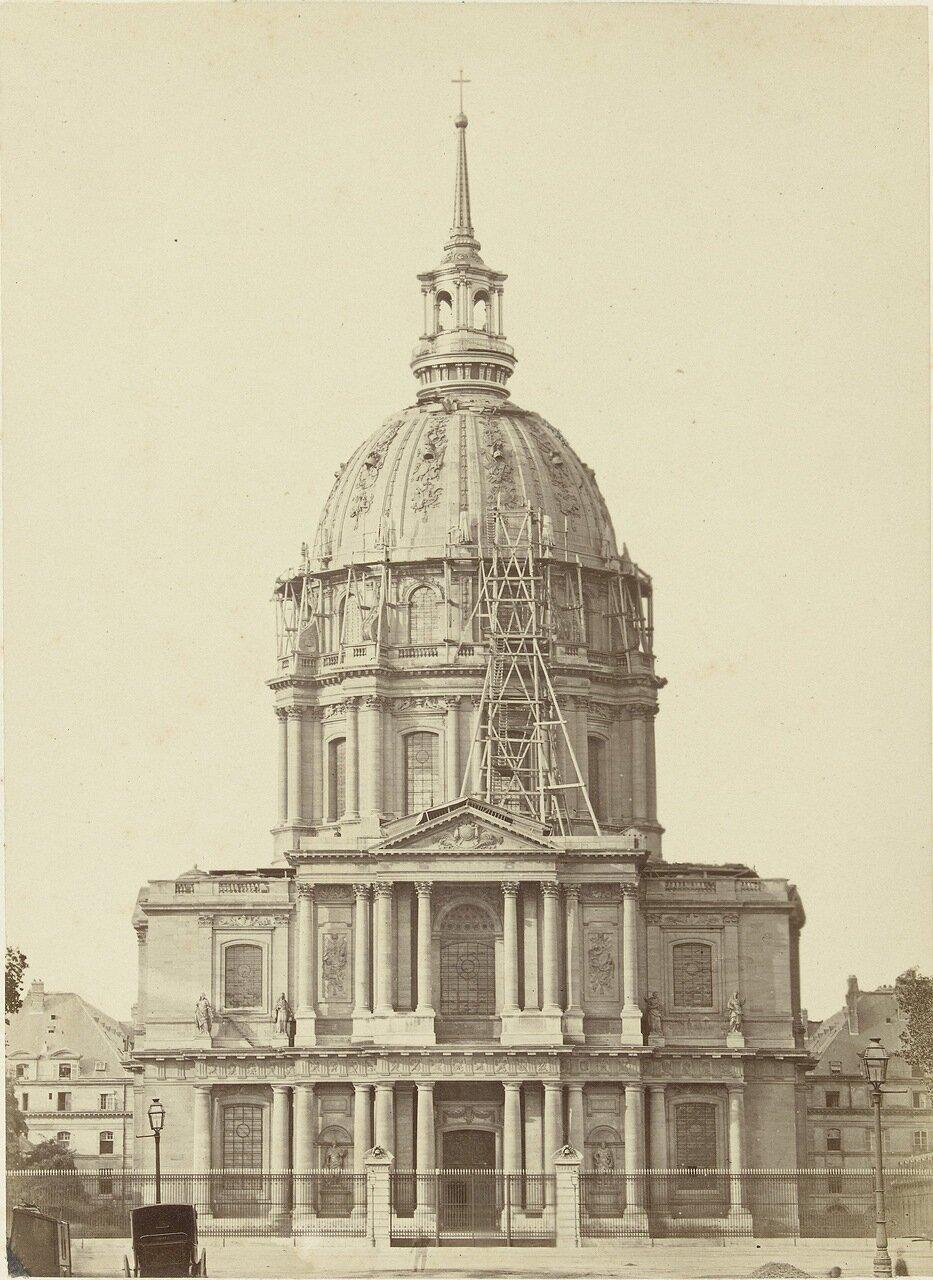 1850-е. Дом Инвалидов