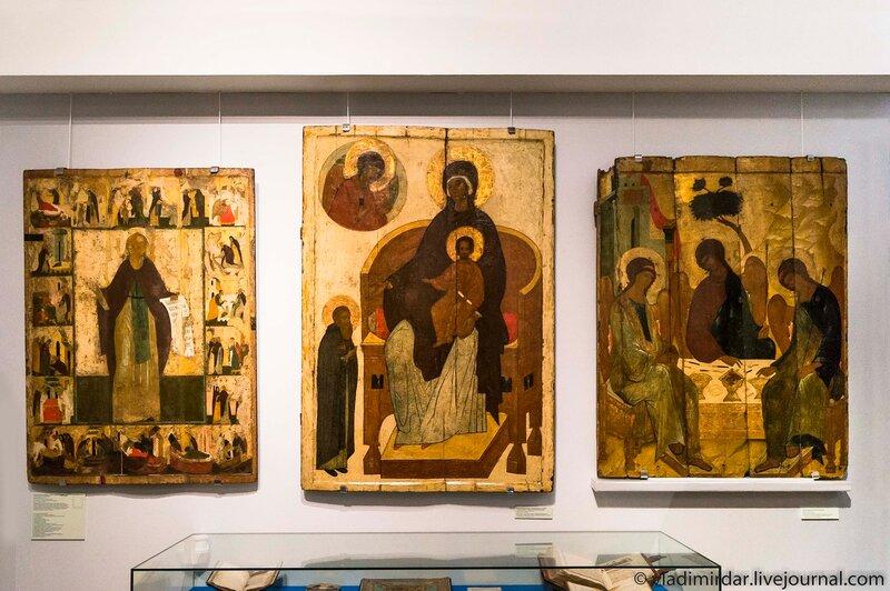 Выставка «Обитель преподобного Сергия»