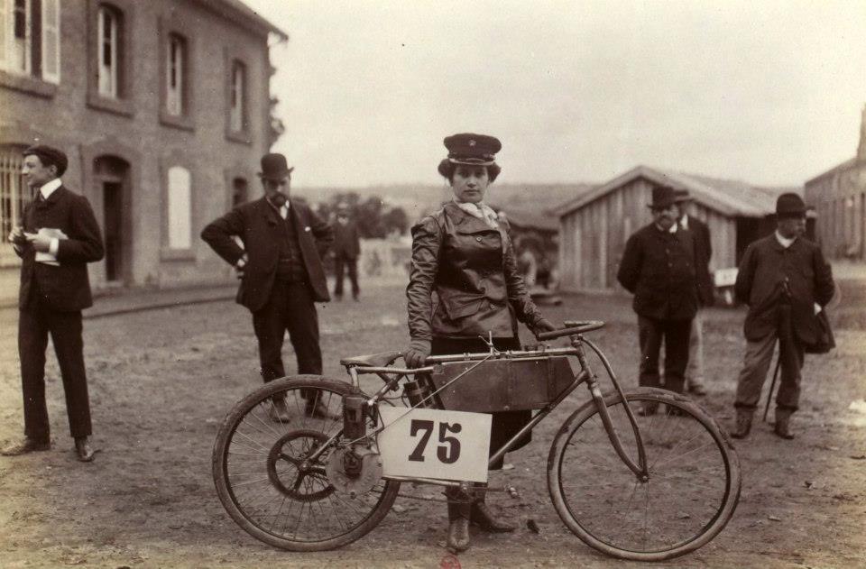 Ms. Clouet Moto,  Georgia Knap - 1903.jpg