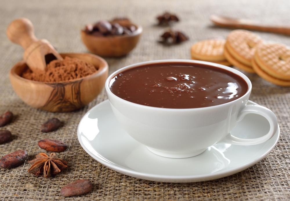 Как сделать напиток горячий шоколад в домашних условиях 25