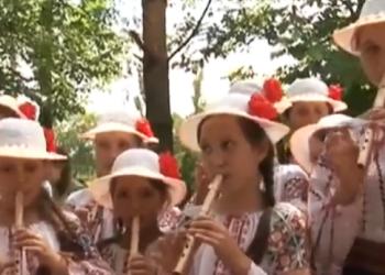В Коржова прошёл фестиваль игры на флуере