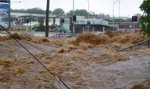 Наводнение в Австралии спровоцировано аномальными ливнями