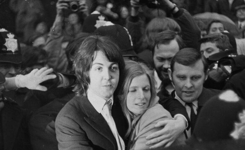 Beatle Weds