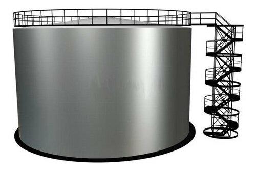 Вертикальные резервуары: простота, надежность, вместительность
