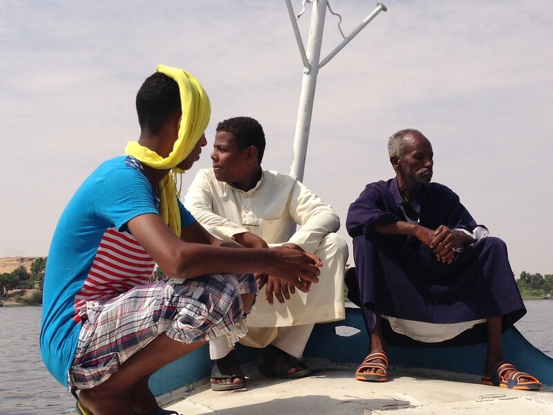 Сахара в Асуане