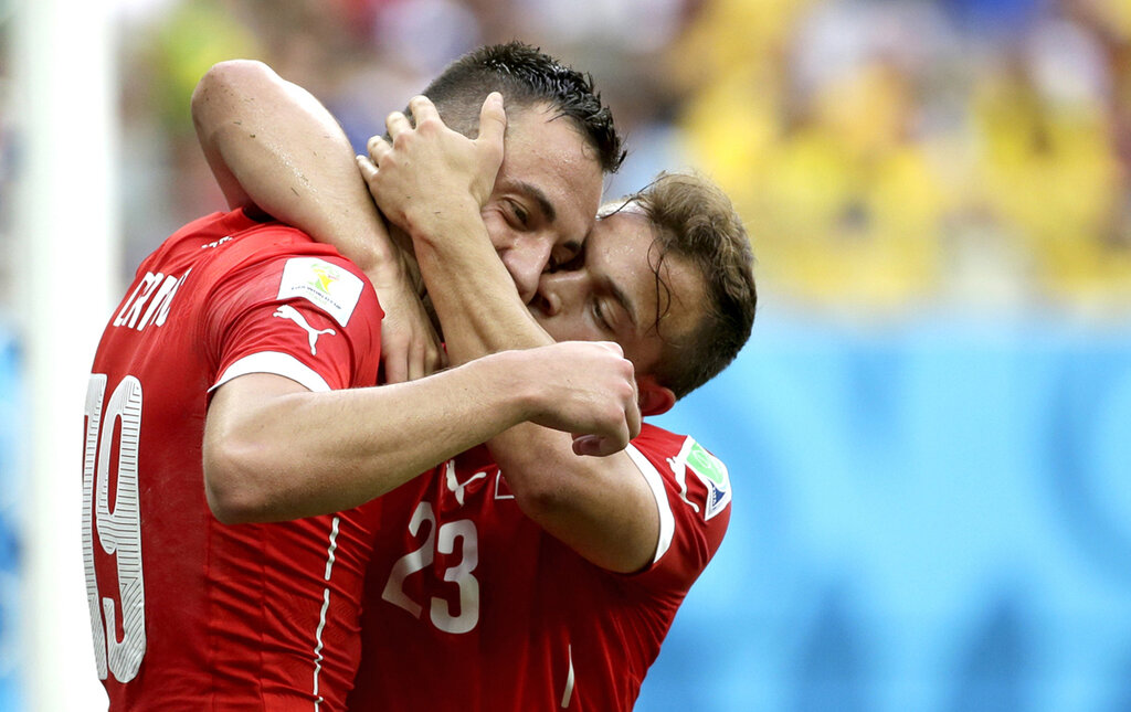 Brazil Soccer WCup Honduras Switzerland