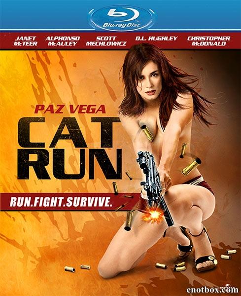 Всем нужна Кэт / Cat Run (2011/BDRip/HDRip)