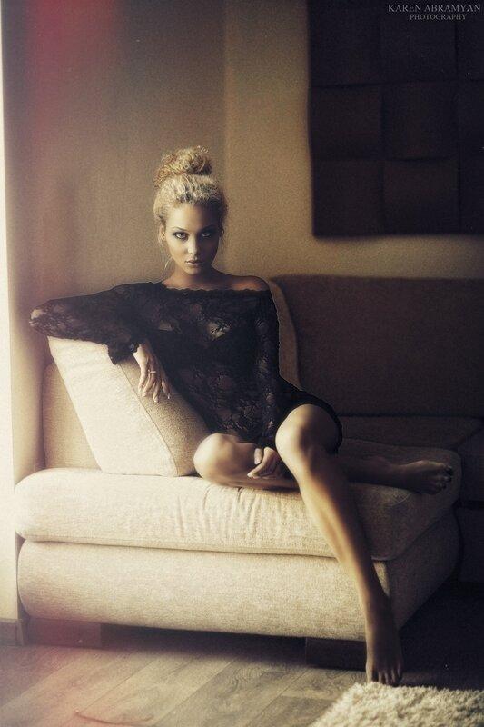 Карен Абрамян: романтика и чувственная сексуальность