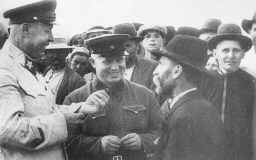 Присоединение Бессарабии к Приднестровью