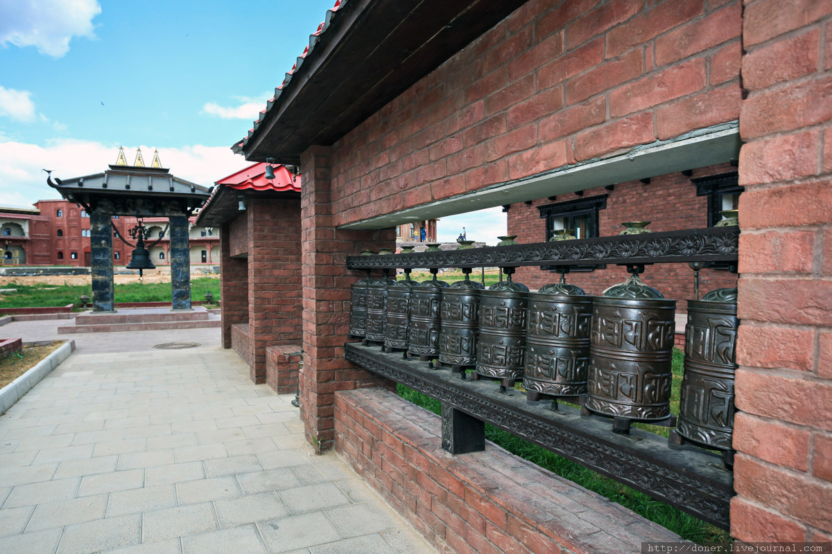 Этномир Непальский дом