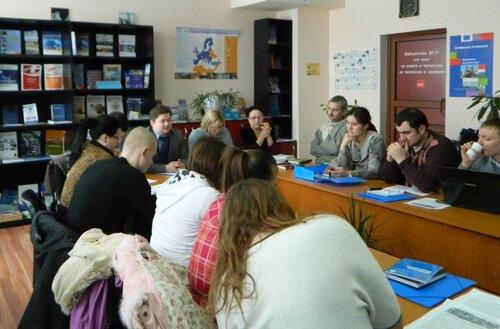 Информационный день в КГУ. 18 января 2013 год