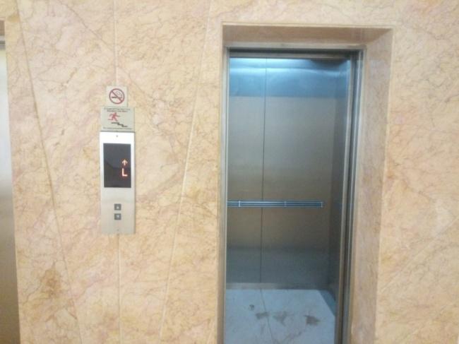 Лифт досих пор работает, ноблогер ехать нанем нерискнул. Все мыпомним, чем вфильмах ужасов про