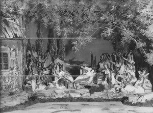 "Сцена царства русалок из 2-го действия оперы А.Н. Римского-Корсакова ""Майская ночь""."