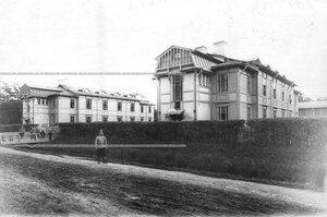 Казармы полка в Александрии.