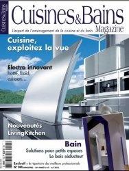 Журнал Cuisine & Bains Magazine №144 2013
