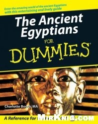 Книга The Ancient Egyptians For Dummies