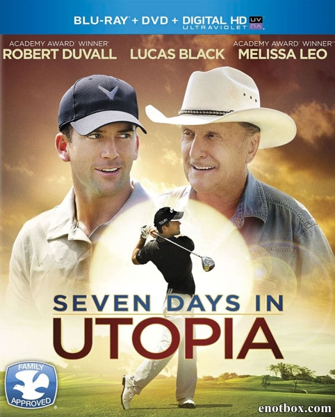 Семь дней в Утопии / Seven Days in Utopia (2011/BDRip/HDRip)